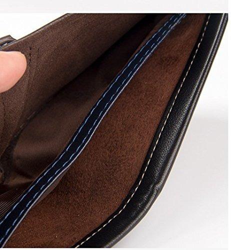3e1d3206f Cartera Para Hombre Billetera Elegante Lujo Y Comodidad - $ 149.00 ...
