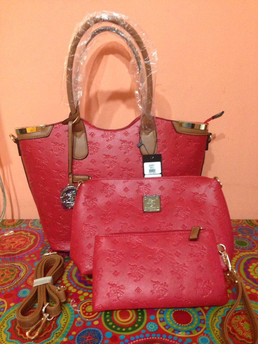 2ad1a2559 Cartera Polo Gold - S/ 128,00 en Mercado Libre