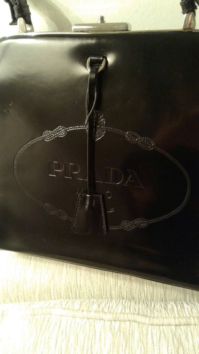 6abd4e09e Cartera Prada Original - $ 16.000,00 en Mercado Libre