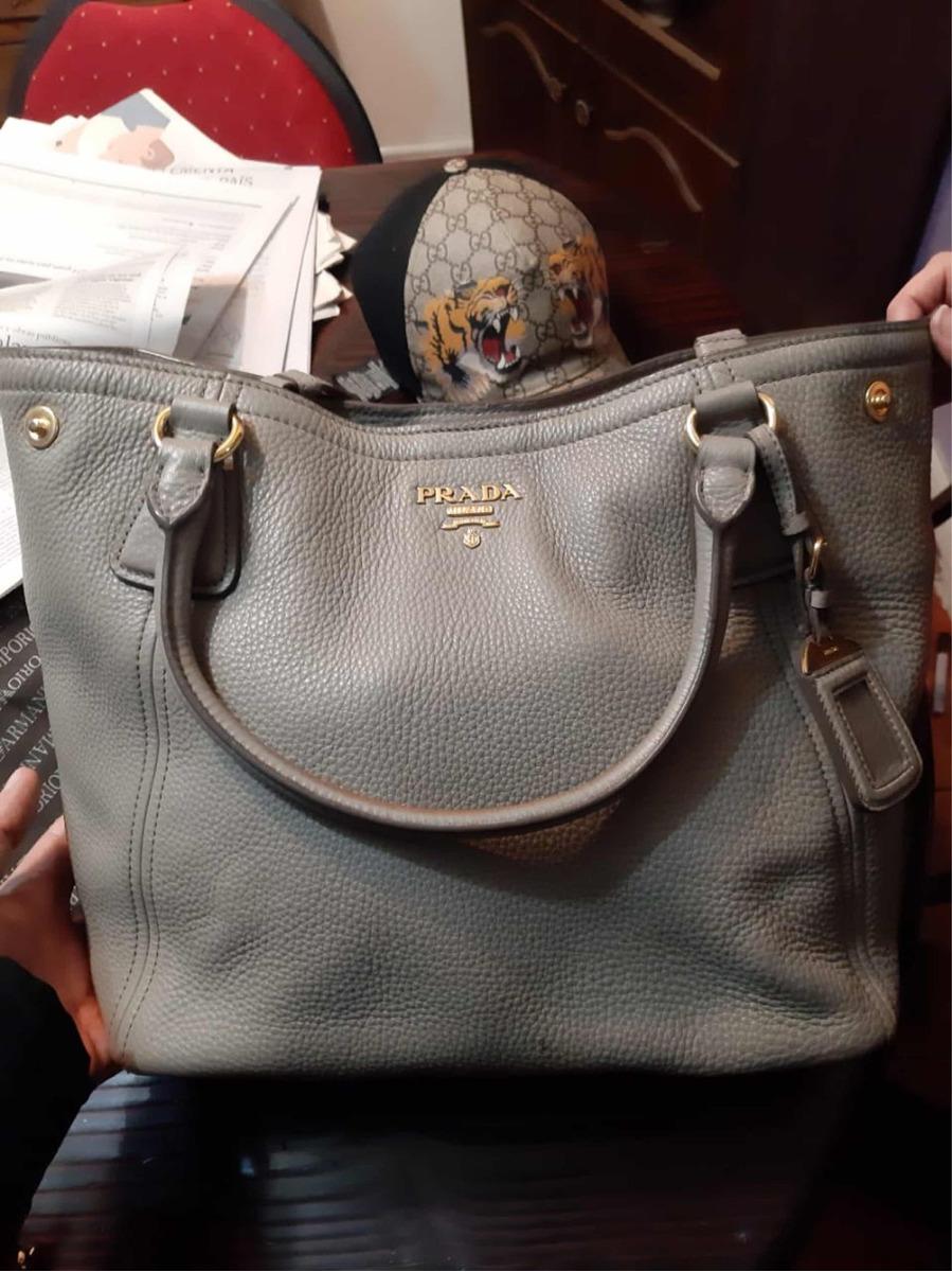 e90140b8a Cartera Prada Original - $ 120.000 en Mercado Libre