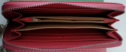 cartera rubikk - dama - 18x9 cm - bazar caching