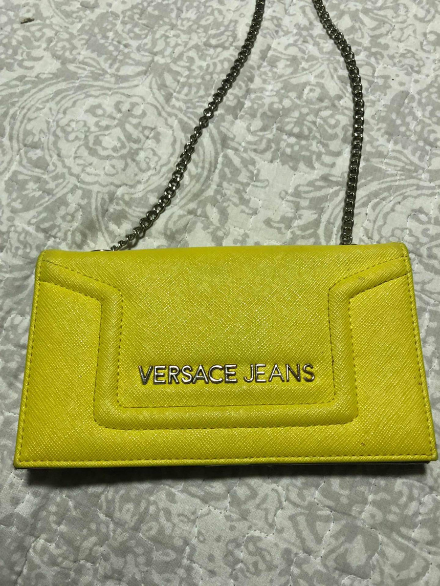 09110d779 Cartera Sobre Billetera Versace - $ 6.500,00 en Mercado Libre