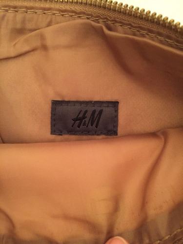 cartera sobre expandible 2 colores h&m