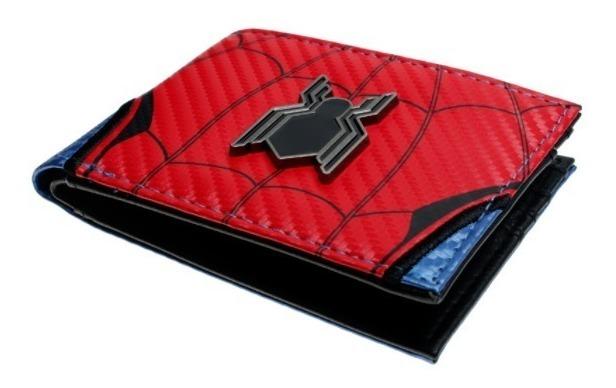 venta caliente online c6fed e807b Cartera Spiderman Marvel Billetera Avengers Hombre Araña