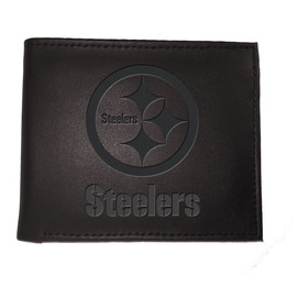 Cartera Team Sports America Piel Pittsburgh Steelers Bifold
