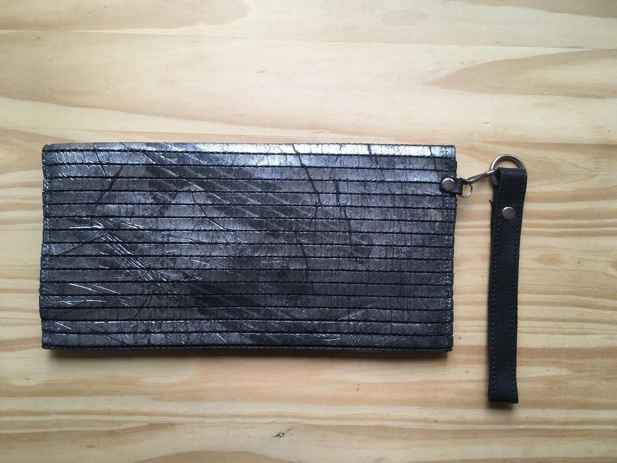 d1973e308e5 cartera tipo sobre plateada y cobre ideal fiesta. Cargando zoom.