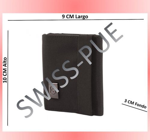 cartera trifolio nylon victorinox (31172401)