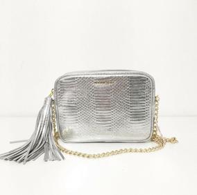 varios estilos Moda online para la venta Cartera Plateada Victorias Secret - Carteras en Mercado ...