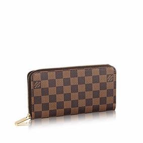 fd13ff5d3 Louis Vuitton Zippy Cartera - Ropa, Bolsas y Calzado Naranja oscuro ...