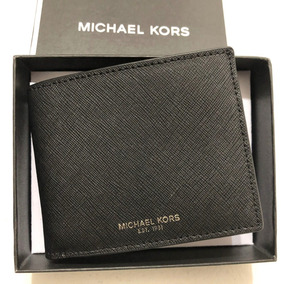 diseño atemporal 02226 3d520 Exclusiv Cartera Michael Kors Mk Metallic Negra Original Au1 ...