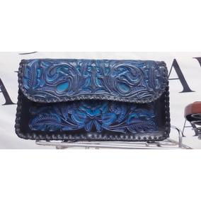82412564a Carteras Cinceladas A Mano - Equipaje y Bolsas en Mercado Libre México