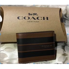 afa707b86 Carteras Coach Hombre Originales - Ropa, Bolsas y Calzado en Mercado ...