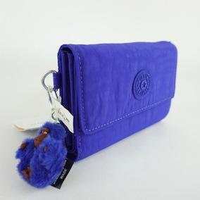 e8a52e3ea Monedero Redondo Kipling - Equipaje y Bolsas Azul en Mercado Libre ...