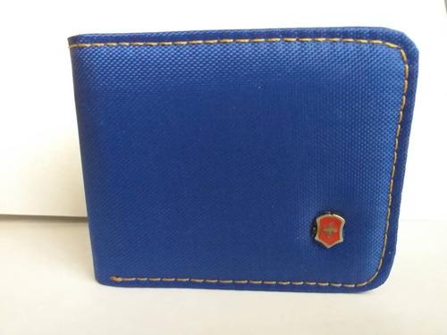 carteras billeteras  para hombre al detal y mayor victorinox