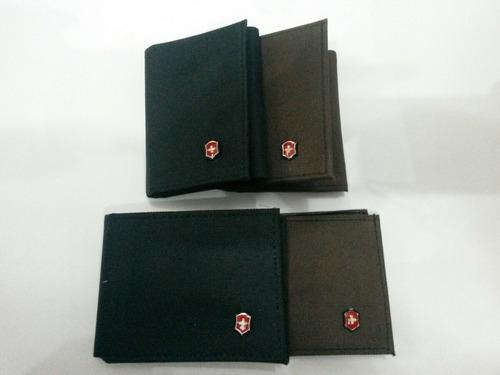 carteras billeteras victorinox caballero
