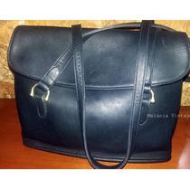Cartera Coach Vintage Original Modelo Escuestre Cod. 9808