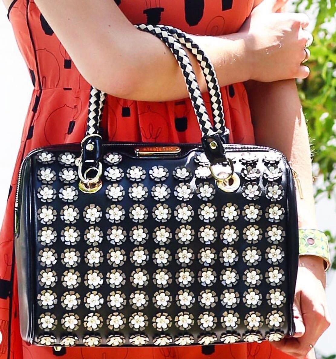 259d13799 carteras bolsos nicole lee 100% originales nuevos estilos. Cargando zoom.