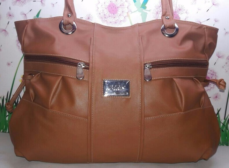Carteras Bolsos Para Mujer Dama Señora Moda Miel Cafe -   46.305 en Mercado  Libre c704911d8539