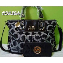 Carteras Coach-mk-ch Mayor Y Detal