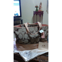 Bella Cartera Coach 100% Original