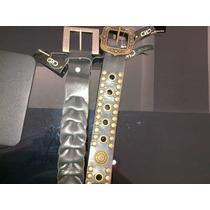 Carteras Ciao Cinturones Talla M Mide 104cm