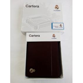 f49b29ef6 Cartera - Billetera Original Oficial Del Real Madrid Español