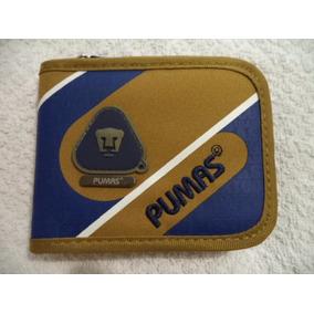 e153a294d Cartera Oficial Fmf 100% Original Pumas Varios Modelos