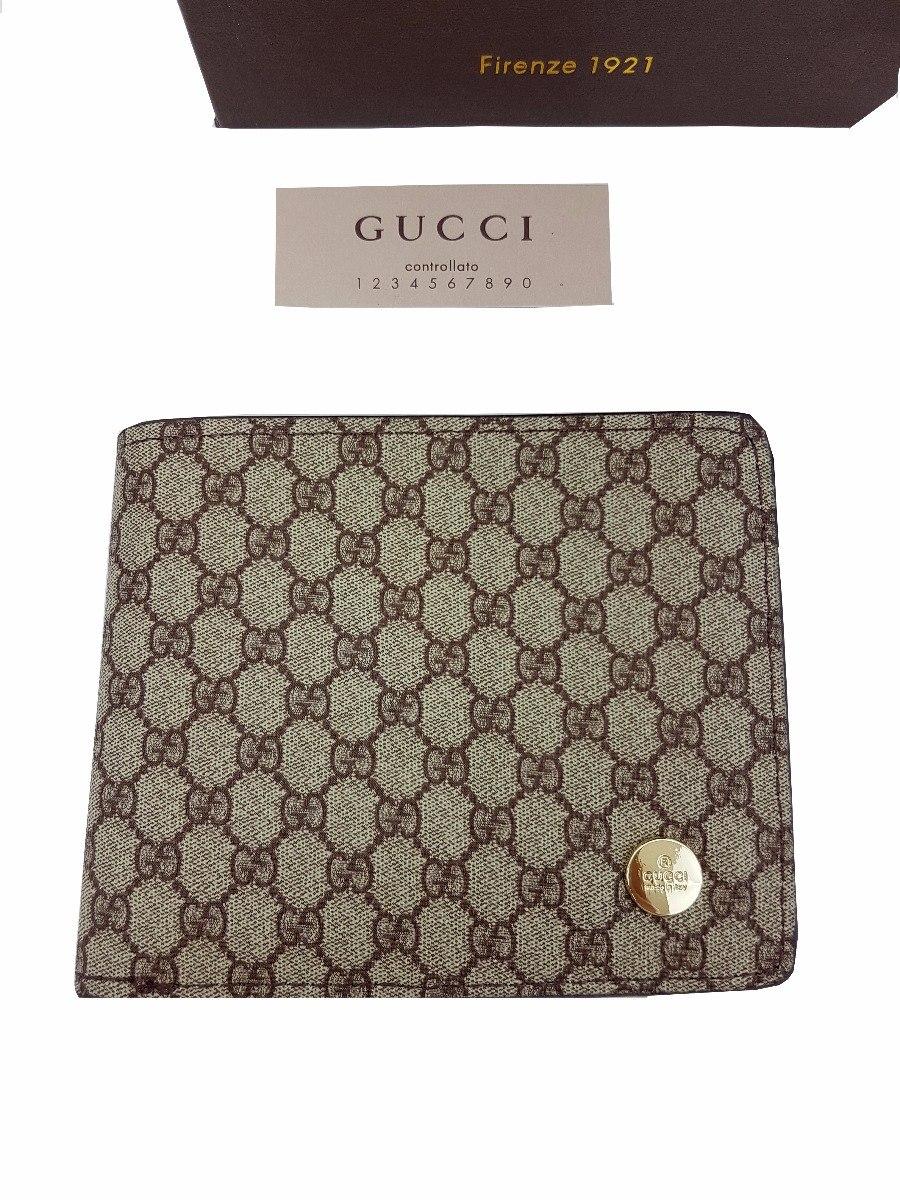 a56e50dfb Carteras Gucci Para Caballero Envio Gratis - $ 650.00 en Mercado Libre