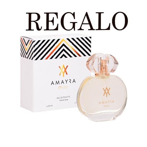carteras importadas mas perfume regalo amayra 15853