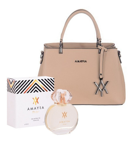 carteras importadas mujer mas perfume regalo amayra 15856