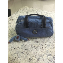 Cartera Kipling Original Color Azul