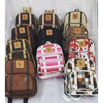 Morrales Mochila Backpack Para Dama
