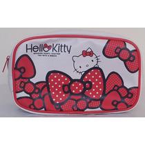 Cartuchera Porta Cosmetico Bolso Hello Kitty Snoopy