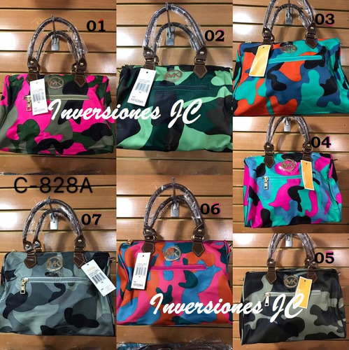 carteras mk bolsos baúl damas moda fashion