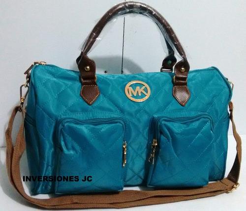 carteras mk bolsos dos bolsillos moda damas fashion
