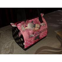 Carteras Mini Y Baby Furlas Para Niñas, Peppa, Minnie, Froze