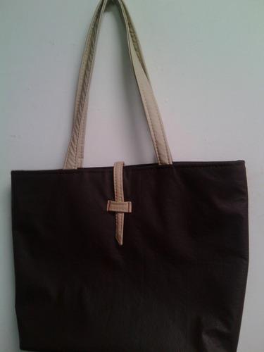 carteras para dama bolso de semicuero