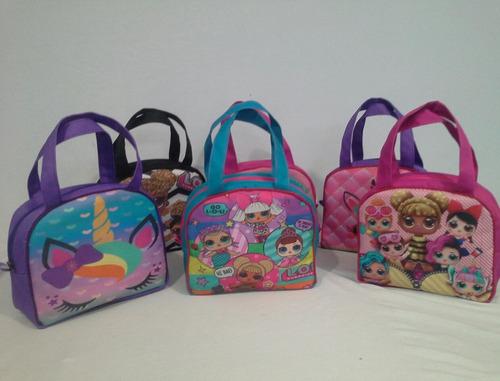 carteras para niñas ovaladas personalizadas