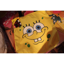 Bolso Cartera Bob Esponja Nickelodeon Original Importado