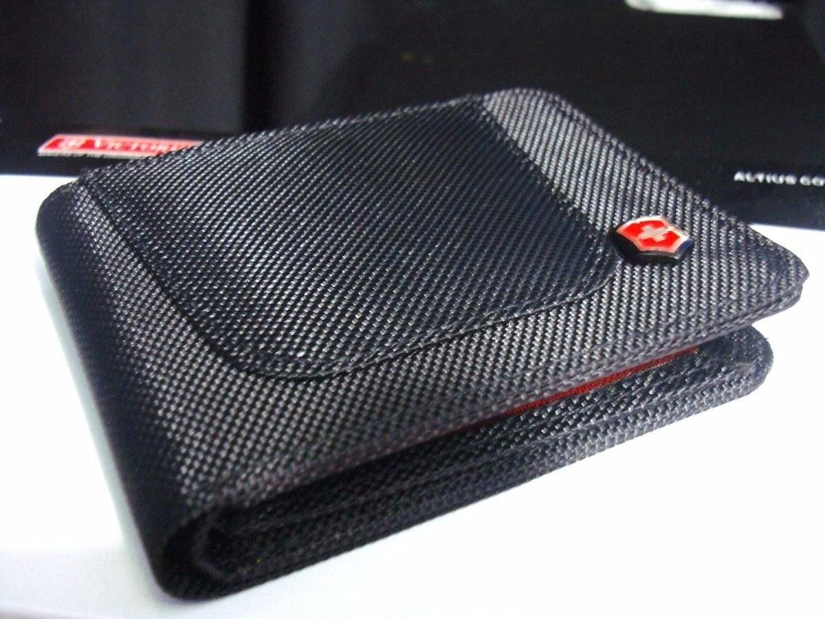 mejor selección 17e56 1732c Carteras Victorinox Wallet Lona Para Hombres Modernos