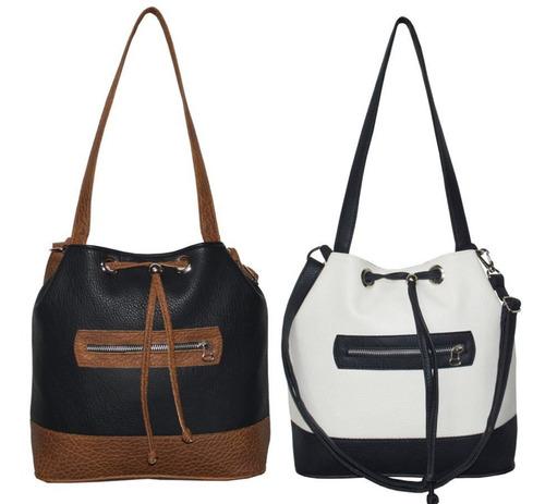 carteras y bolsos de mujer 100 % cuero pu directo de fabrica