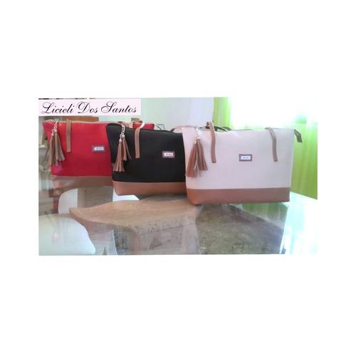 carteras y bolsos licieli dos santos  (originales)