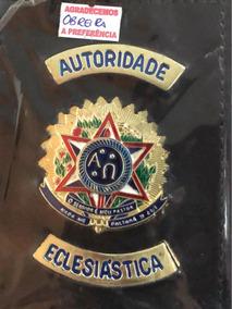 3fe32924a Carteira De Vigilante Patrimonial Com Brasão - Calçados, Roupas e ...