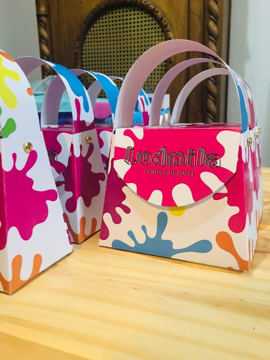 e0bd61593 Carterita Golosinera - Souvenir Infantil - $ 100,00 en Mercado Libre