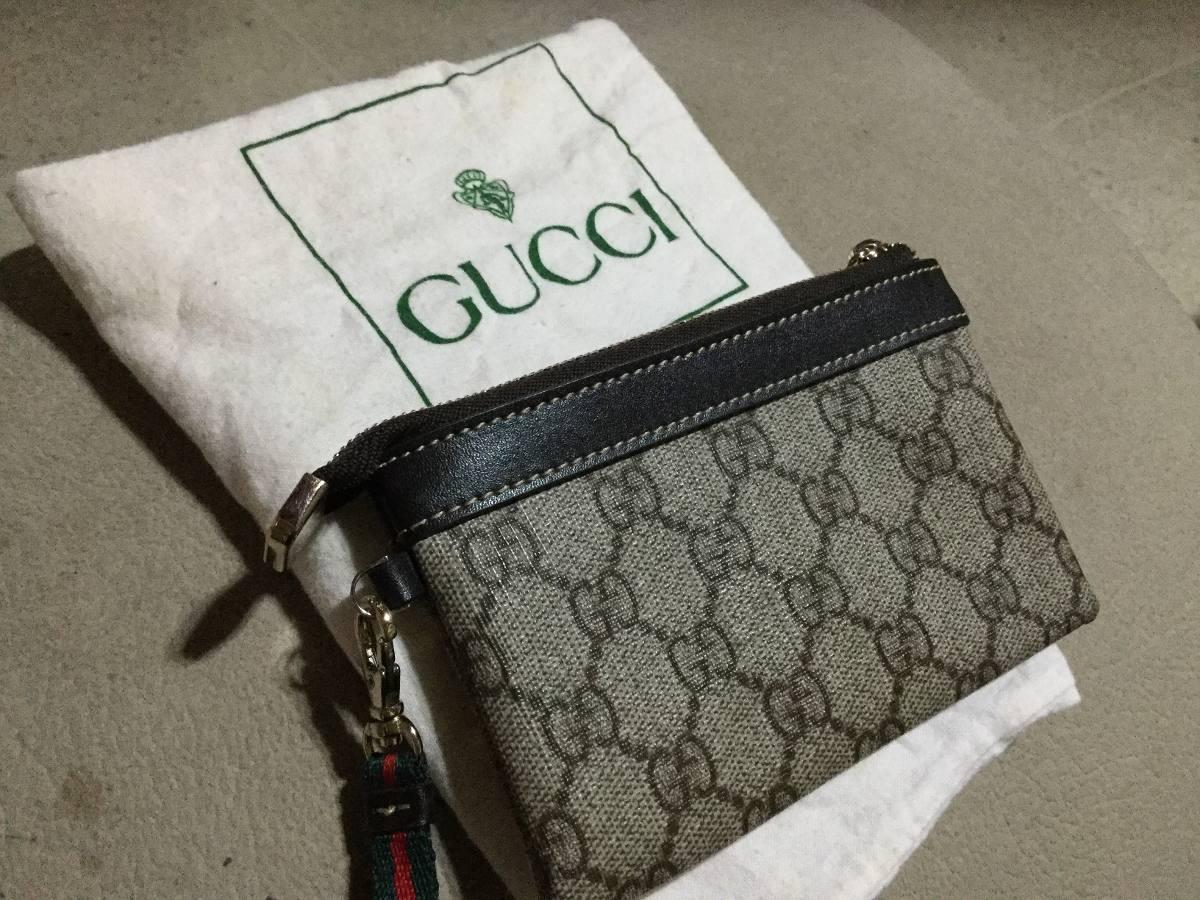 sobornar auténtico más popular mejor online Carterita Monedero Gucci Original 100%