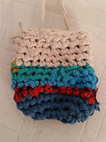 carterita tejida al crochet