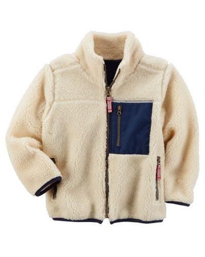 carters chaqueta sherpa talla 2 verificar stock