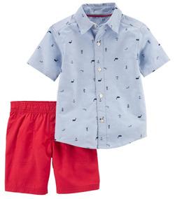 88457f36d Camisas Carters - Ropa y Accesorios en Mercado Libre Argentina