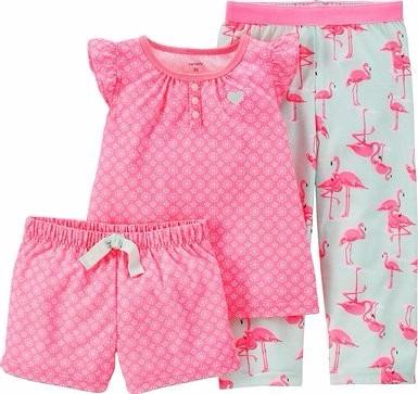 1ace7302df Carters Modelo Pijama 3 Piezas Niña 2 Años Envio Gratis -   299.00 ...