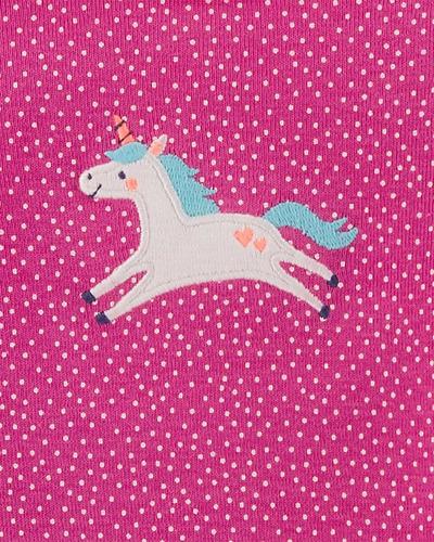 carter's pack 4 bodys unicornios bebé nenas